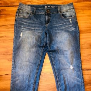 NY&C Slim Slouch Jeans